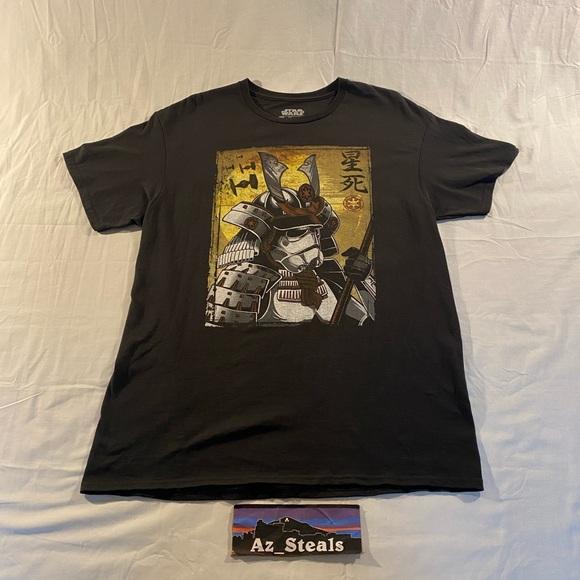 Star Wars Samurai Stormtrooper Shirt